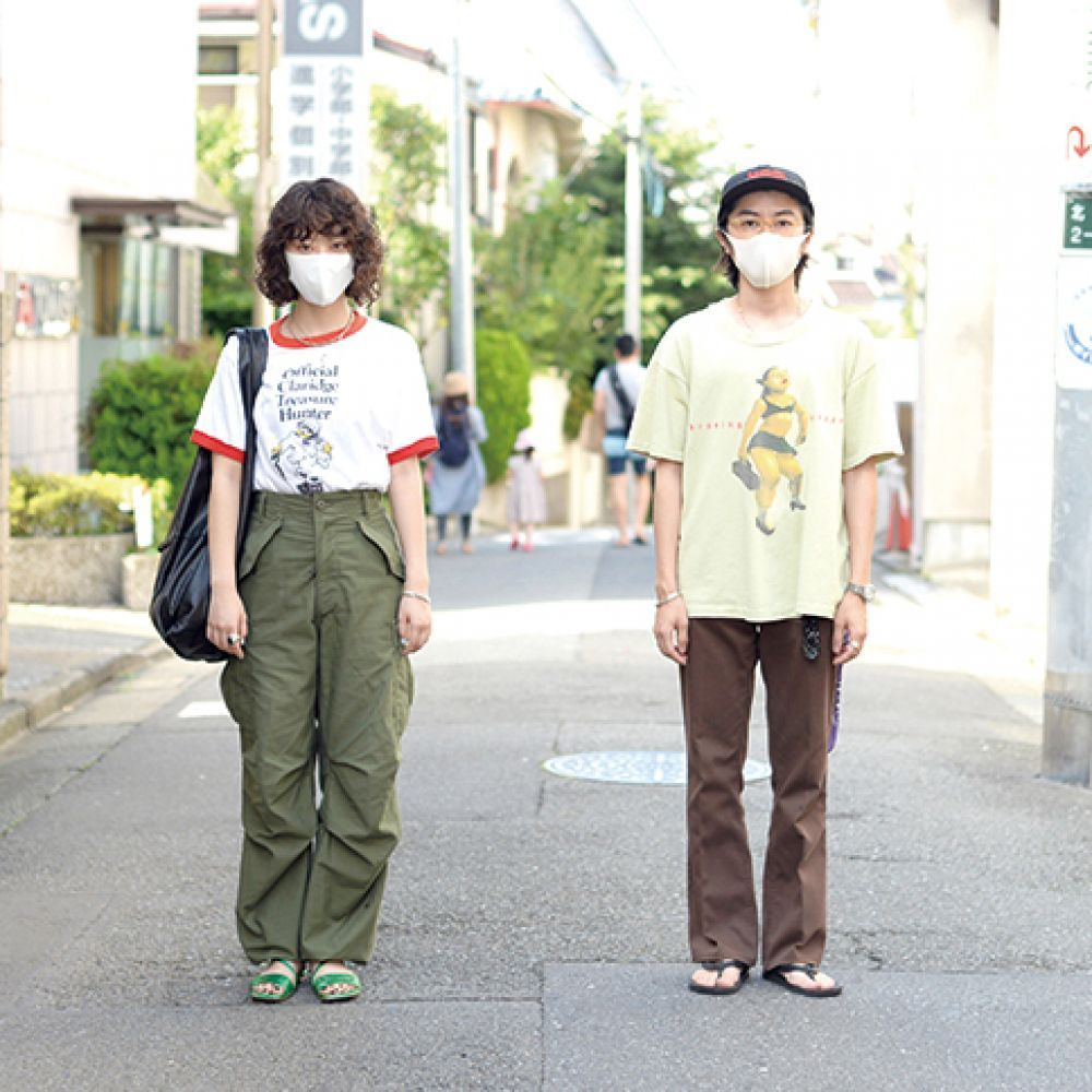 COUPLE SNAP No.201_2_2