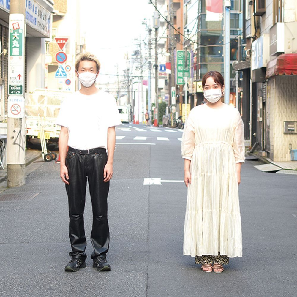 COUPLE SNAP No.201_2_7